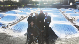 Phase one of Leeds Urban Bike Park opens