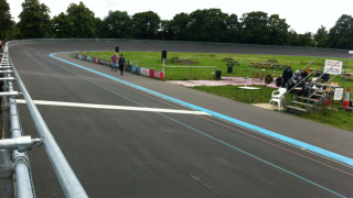 Historic Herne Hill velodrome re-opens