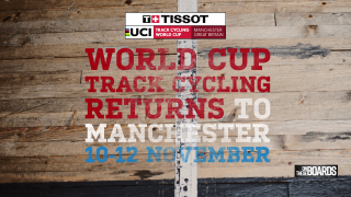 UCI Track Cycling World Cup returns to Manchester