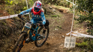 Tahnee Seagrave will be looking to climb the standings at round three of the UCI Mountain Bike World Cup in Leogang