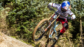 World champion Rachel Atherton