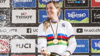 World champion Rachel Atherton has nothing to prove in 2017