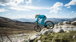 Rachel Atherton looking to make it two world cup wins in a row this weekend