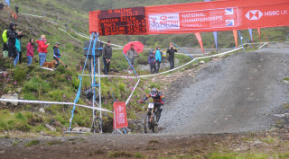 Matt Walker claimed victory at Glencoe