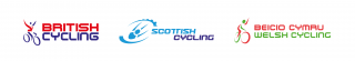 British Cycling, Scottish Cycling and Welsh Cycling