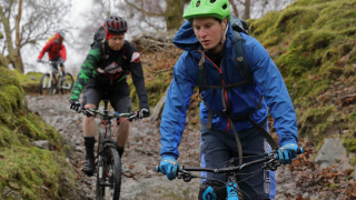 Interested in becoming a mountain bike leader with British Cycling?