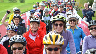 Tailored initiatives including Breeze - a programme of recreational rides led by women for women – combined with safer places for people to cycle, have made a real impact.