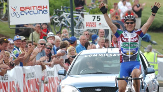 Roger Hammond wins the 2003 British Cycling National Road Championships