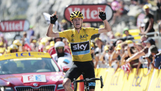 Chris Froome wins stage 10 of the 2015 Tour de France