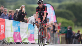 Ian Bibby is undoubtedly a man in form having won the Ryedale Grand Prix last month before being crowned British Cycling circuit race champion in Barnsley.