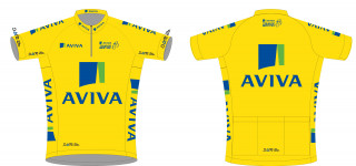 The Aviva Yellow Jersey
