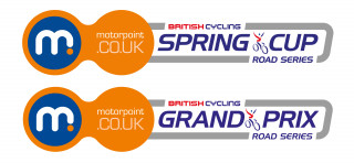 British Cycling is delighted to announce Motorpoint as the title sponsor of the 2016 Spring Cup and Grand Prix Series – the first commercial partnership of its kind for the series.