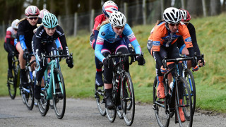 Nicola Juniper's pursuit of a third successive title stepped up with overall victory at the Tour of the Reservoir