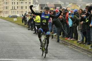 The Isle of Man Junior Tour is once again part of the British Cycling Junior Road Series