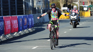 Casp Racing's Kimberley Ashton returns to the Women's Road Series having missed the Tour of the reservoir after her victory at round one, the Manx International.