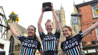 Alice Barnes wins the Lincoln Grand Prix