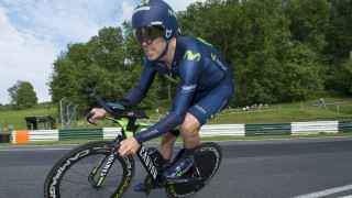 Movistar's Alex Dowsett will start as the favourite as he bids for a record fifth British time trial title.