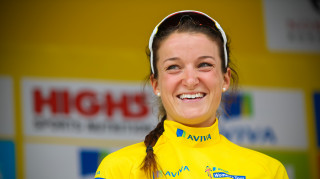 The Women's Tour winner - Lizzie Armitstead