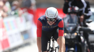 Scott Davies wins the 2016 British Cycling National Road Championships time trial