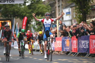 Jacob Hennessy won the Skipton Grand Prix in 2016