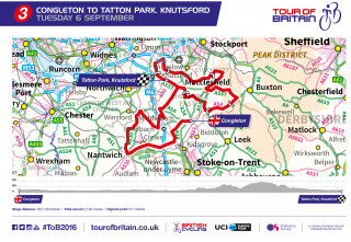 Guide: Tour of Britain 2016