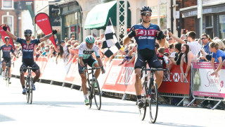 Brenton Jones wins the Tour of the Wolds, round two of the 2017 HSBC UK | Spring Cup Series