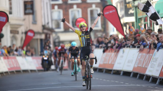 2017 Tour of the Wolds winner Elizabeth Banks