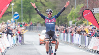 Ian Bibby wins the 2017 Chorley Grand Prix
