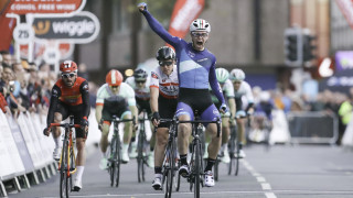 Chris Opie wins at round one of the Tour Series in Redditch
