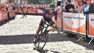 Ian Bibby is second in the HSBC UK | Grand Prix Series standings