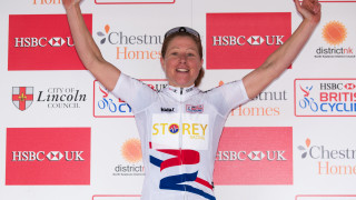 Current HSBC UK | National Women's Road Series leader Chanel Mason, of Storey Racing