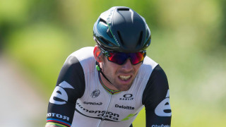 Mark Cavendish in action at the 2016 championships in Stockton-on-Tees
