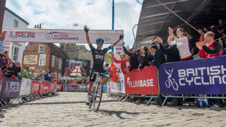 Peter Kennaugh becomes British road race champion for the second time in Lincoln in 2015