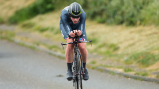 Claire Rose wins the women's time trial at the 2017 HSBC UK | National Road Championships