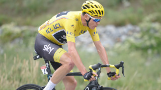 Chris Froome retains his yellow jersey on the final summit finish of the 2017 Tour de France
