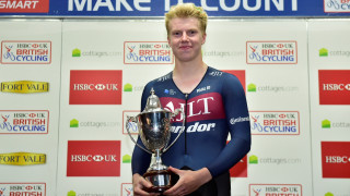 Matt Gibson, winner of the 2017 HSBC UK | National Circuit Series