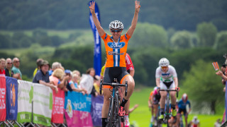 Nikki Juniper wins the 2016 Ryedale Grand Prix