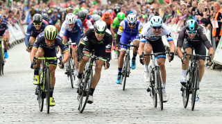 Erica-Scott's Caleb Ewan wins stage one of the OVO Energy Tour of Britain