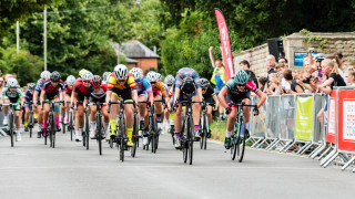 The British Cycling Junior Women's Road Series makes its debut in 2018