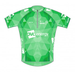 2017 OVO Energy Green Jersey Tour of Britain
