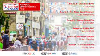 2018 HSBC UK | National Circuit Series dates