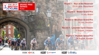 2018 HSBC UK | Grand Prix Series dates