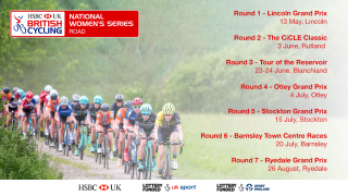 2018 HSBC UK | National Women's Road Series