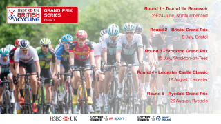 Dates for the 2018 HSBC UK | Grand Prix Series