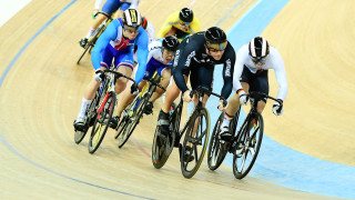 New Zealand's three-time world champion Eddie Dawkins will compete at the Tissot UCI Track Cycling World Cup in Manchester