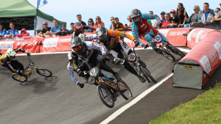 Manaton and Shriever continue impressive HSBC UK | BMX National Series form