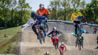Isidore takes fourth in Papendal
