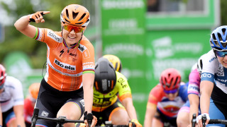 Dideriksen edges tense finale on Stage Four of the OVO Energy Women's Tour