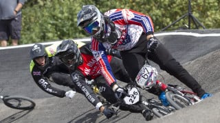 Manaton at the double in final rounds of National BMX Series