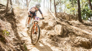 Superb second for Richards in the mountains